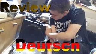 Logitech Z906 Review Deutsch Bass Test [Full HD](Deutsch)