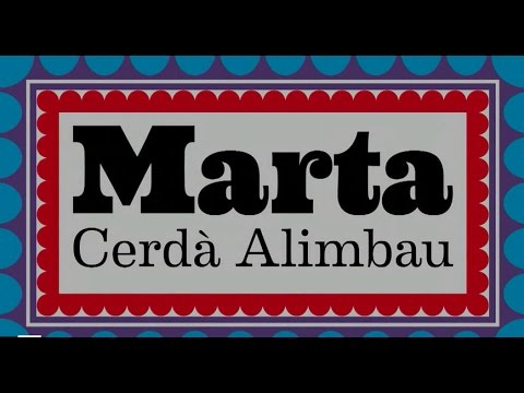 Typographics: Not a type designer with Marta Cerda Alimbau