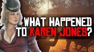 What Happened to Karen Jones? - Red Dead Redemption 2