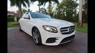 This 2017 Mercedes-Benz E 300 is Well Made, Attractive, and High Tech - But Just Not Very Exciting