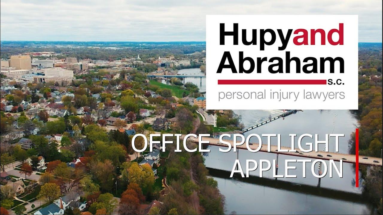 Hupy and Abraham, S.C. Office Spotlight - Appleton