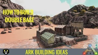 How to Build Starter Base PVE - Ark Creative Builds - 免费