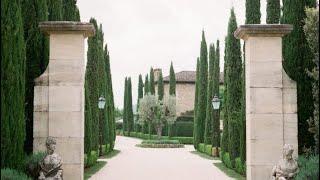 Romantic French Country - Le Mas Des Poiries-a Farmhouse In Provence-chic In Avignon-