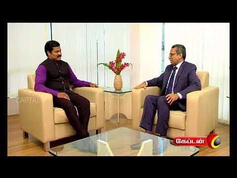 Sigaram: Dr. Aravindan Selvaraj in conversation wi...