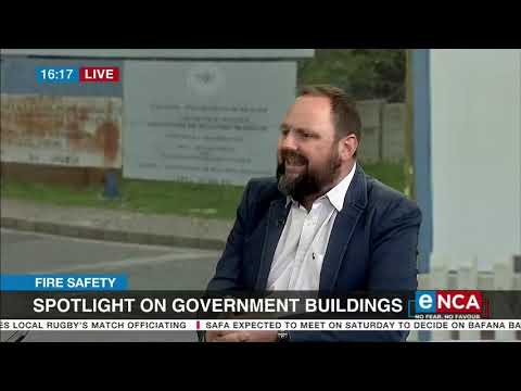 Spotlight on government buildings