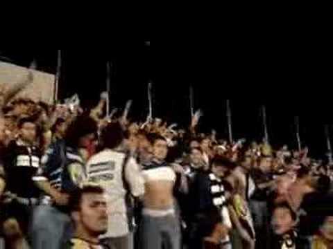 """""""REBEL (J5 Pumas VS Santos)"""" Barra: La Rebel • Club: Pumas"""