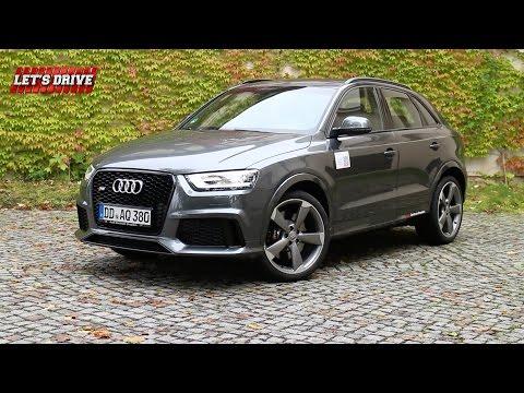 Audi RS Q3 2,5 TFSI [2014] Im Fahrbericht / Car Review - //Let's Drive//