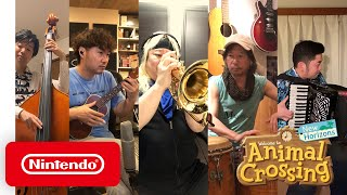 Animal Crossing: New Horizons - Theme Song Performance - Nintendo Switch