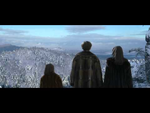 Chronicles of Narnia: The Lion the Witch and the Wardrobe DVD movie- trailer
