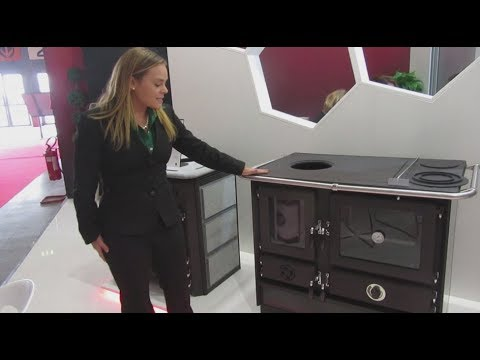 The MBS Magnum Wood Cookstove Overview (Progetto Fuoco Verona 2018)