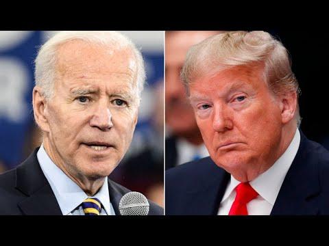 'National Security' Republicans Abandon Trump For Biden