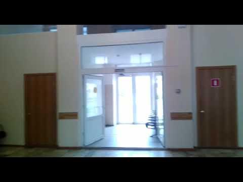 Наш ж. д. вокзал в п. Курагино Красноярского края.