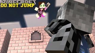 Minecraft: DO NOT JUMP - THE PAIN OF JUMPING - Custom Map