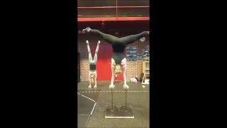 Handstand Training November 2015