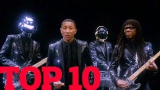 2010'lu yılların en çılgın 10 dans şarkısı