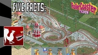 RollerCoaster Tycoon Deluxe video