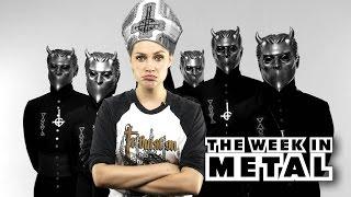 The Week in Metal - April 24, 2017 | MetalSucks