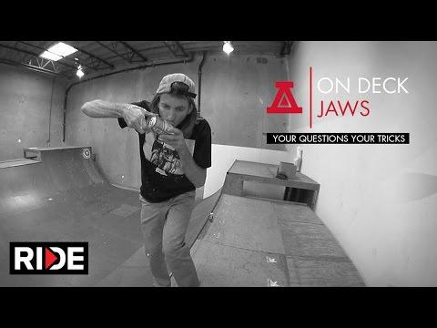 AYC On Deck With Aaron Jaws Homoki