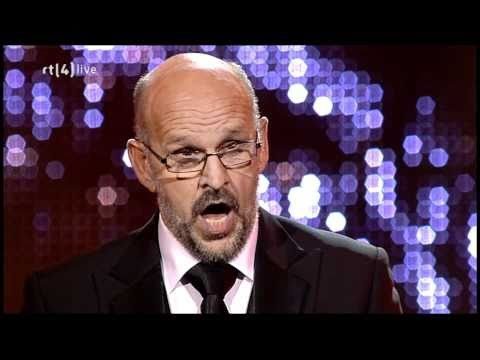 Martin Hurkens - winner Holland's Got Talent 2010
