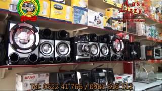 preview picture of video 'Electrodomésticos Electrónicos en Caaguazú Paraguay Créditos para Docentes  Casa Lizzy.'
