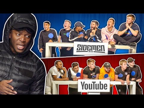 SIDEMEN FAMILY FORTUNES!!!
