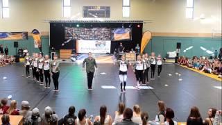 preview picture of video 'Dance2u 2014 - Wolfenbüttel - Beat Explosion'