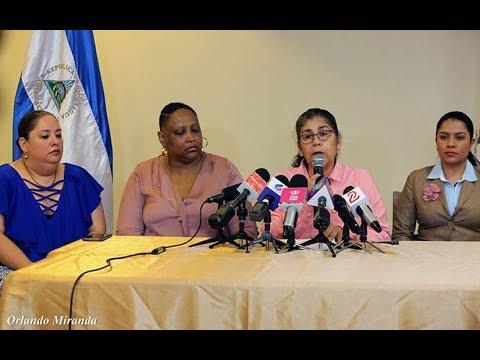 Implementan acciones para atender a víctimas de violencia golpista en Nicaragua