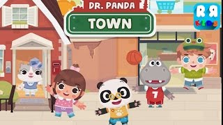 Dr. Panda Town (By Dr. Panda Ltd) - iOS / Android - New Best App for Kids
