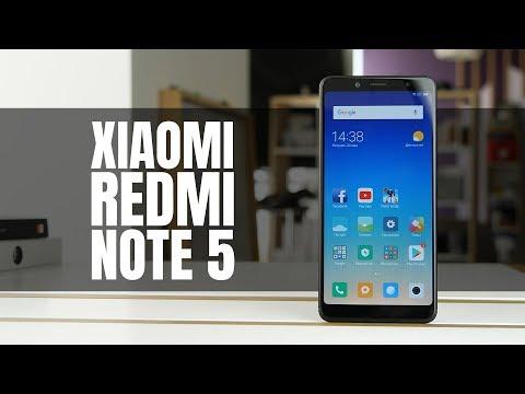 Опыт использования Xiaomi Redmi Note 5