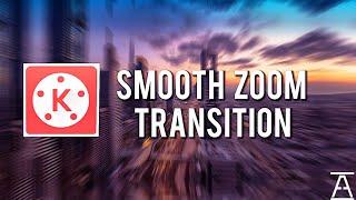 Cara Membuat Zoom Transition Di Kinemaster Pro | Tutorial Kinemaster Indonesia