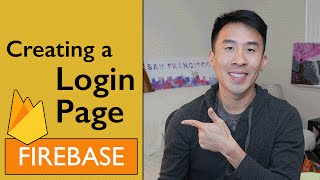 Swift: Firebase 3 - How to Build a Login Page Using iOS9 Constraint Anchors (Ep 1)