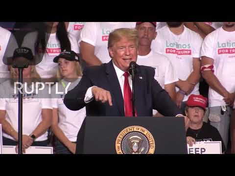 USA: 'We don't want to panic' after Saudi Arabia oil attacks – Trump