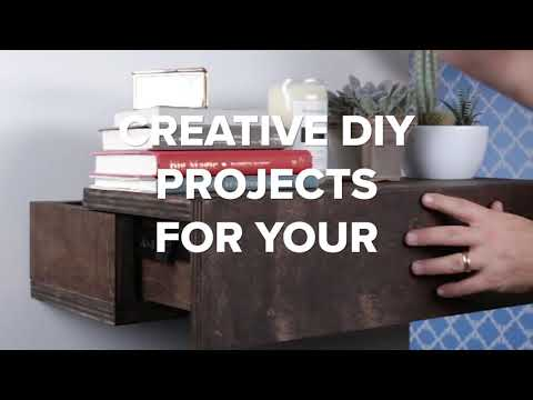 Creative DIY Projects For Your Bedroom