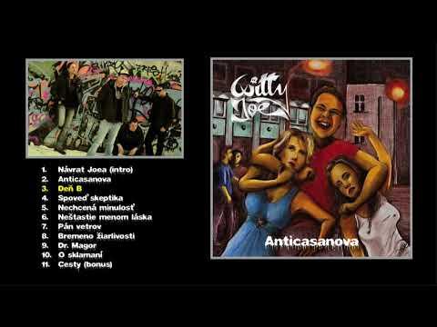 Witty Joe - WITTY JOE - Anticasanova (2011) FULL ALBUM