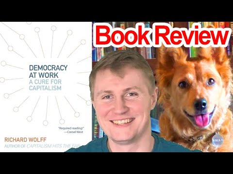 Democracy At Work: A Cure for Capitalism by Richard Wolff - Review (ft. HanzOfHarkir)