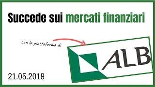 SUCCEDE SUI MERCATI (con ALB) - 21.05.2019