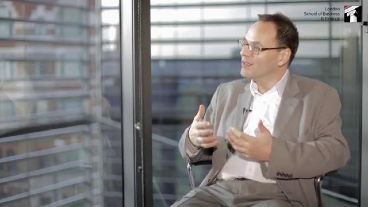 Video: Great Minds series - LSBF interviews Eric Salama, CEO of Kantar Group