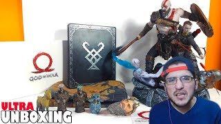 ¿VALIÓ LA PENA? - God of War: Stone Mason Edition | Ultra Unboxing