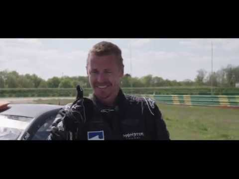Rallycross 2017 : Guerlain Chicherit aux couleurs Yacco...