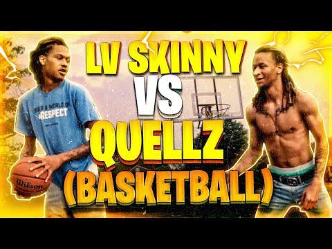 LVSkinny Vs. Quellz (Basketball)
