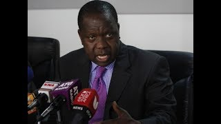 BREAKING NEWS: CS Fred Matiang'i releases details regarding examination timelines