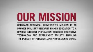 As an institution of higher learning our work in educating our students