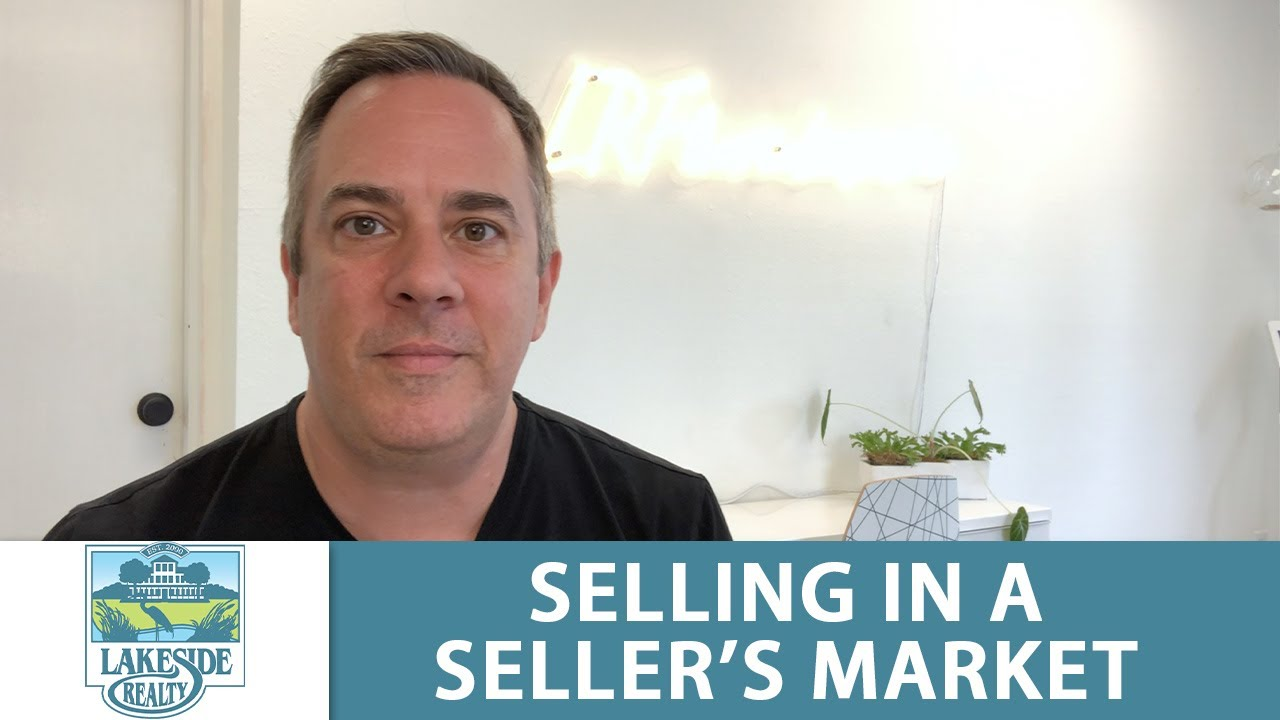 What to Expect When Selling in a Seller's Market