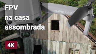 Casa MAL Assombrada (FPV Exploração)