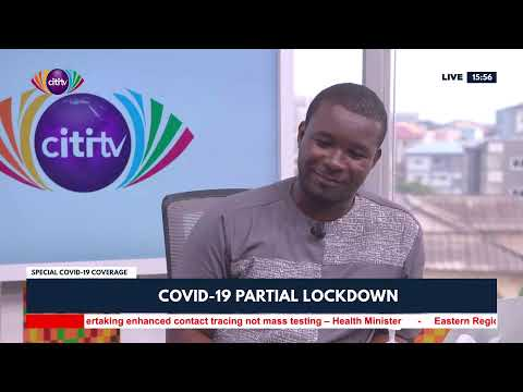 Citi TV's Special coverage of COVID-19 in Ghana | Citi Newsroom