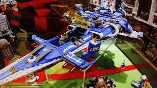 preview picture of video 'Besuch Lego Köln calendar, city, creator, friends, minecraft + Technic 12 2014'