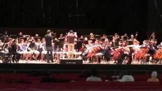 Noah Bendix-Balgley Dress Rehearsal - Khachaturian Violin Concerto Mvt III