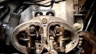 1968 BMW R69S - Four Stroke Engine