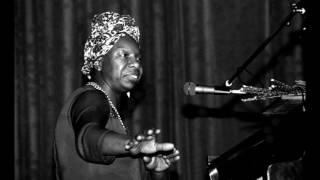 Nina Simone : Feeling good ( HQ )