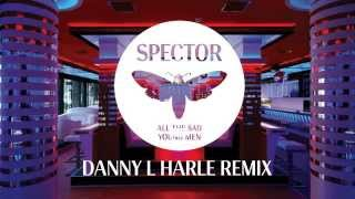 Spector - 'All The Sad Young Men' (Danny L Harle Remix)
